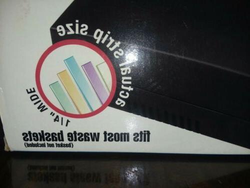 Aurora AS50S Professional Strip Cut Paper Shredder