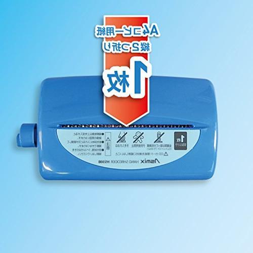 Asuka hand HS50B Blue