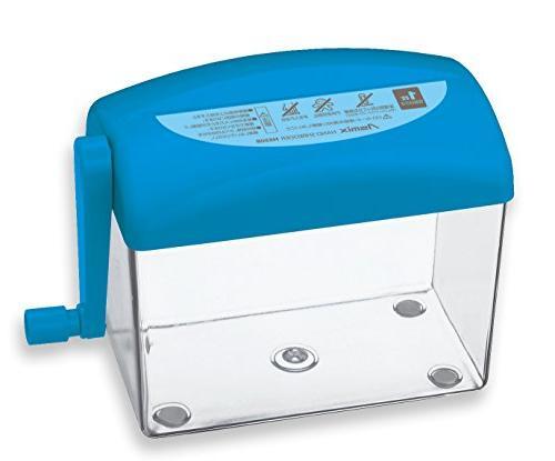 asmix hand shredder hs50b