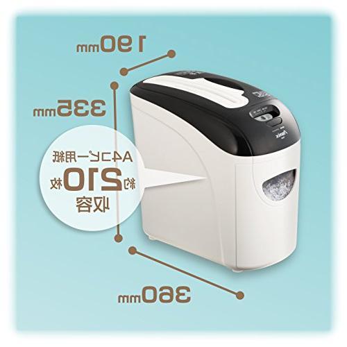 shredder S34M portable Ease