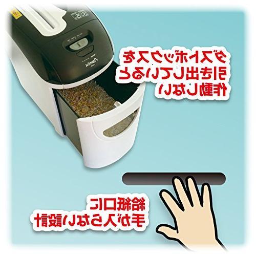 Asuka Asmix shredder S34M maximum