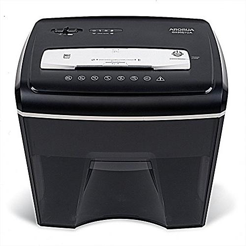 Aurora Compact Desktop-Style 12-Sheet and CD/Credit Basket