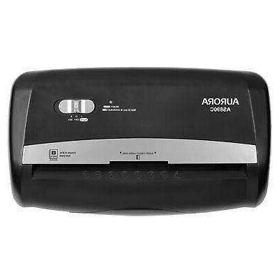Aurora Shredder Black
