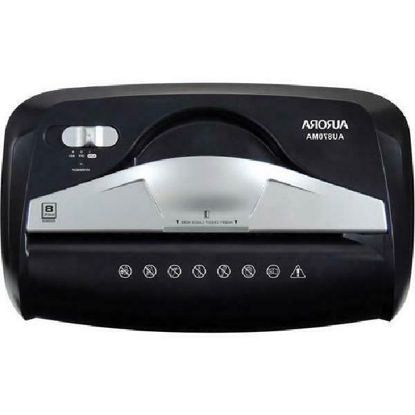 Aurora High Security Micro-Cut Paper Shredder