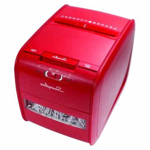 auto feed paper shredder