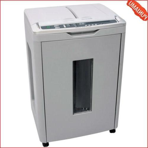 Auto Shred 300-Sheet Micro Cut Paper Shredder Automatic Forw