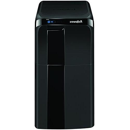 Fellowes 300C Cross-Cut Auto Feed Shredder, for Hands-Free