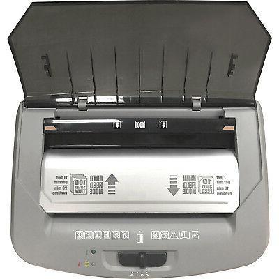 Boxis AutoShred 100-Sheet Capacity Autofeed Gallon