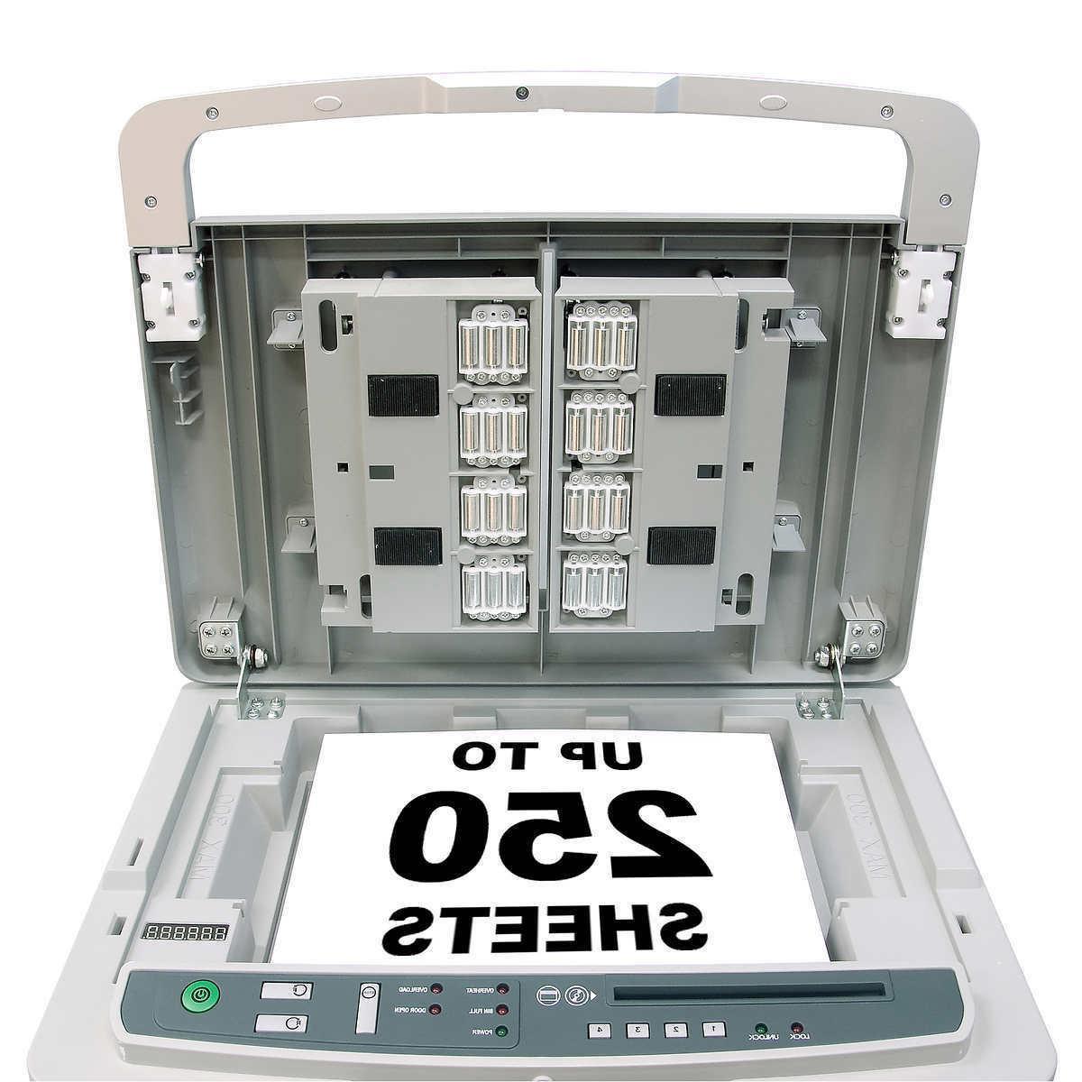 Boxis AutoShred Microcut Shredder
