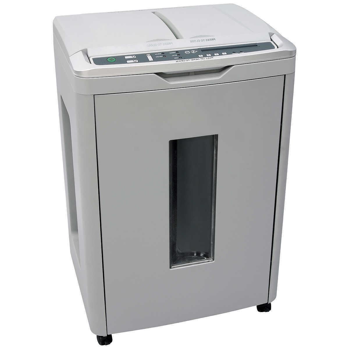 autoshred 250 sheet autofeed microcut shredder