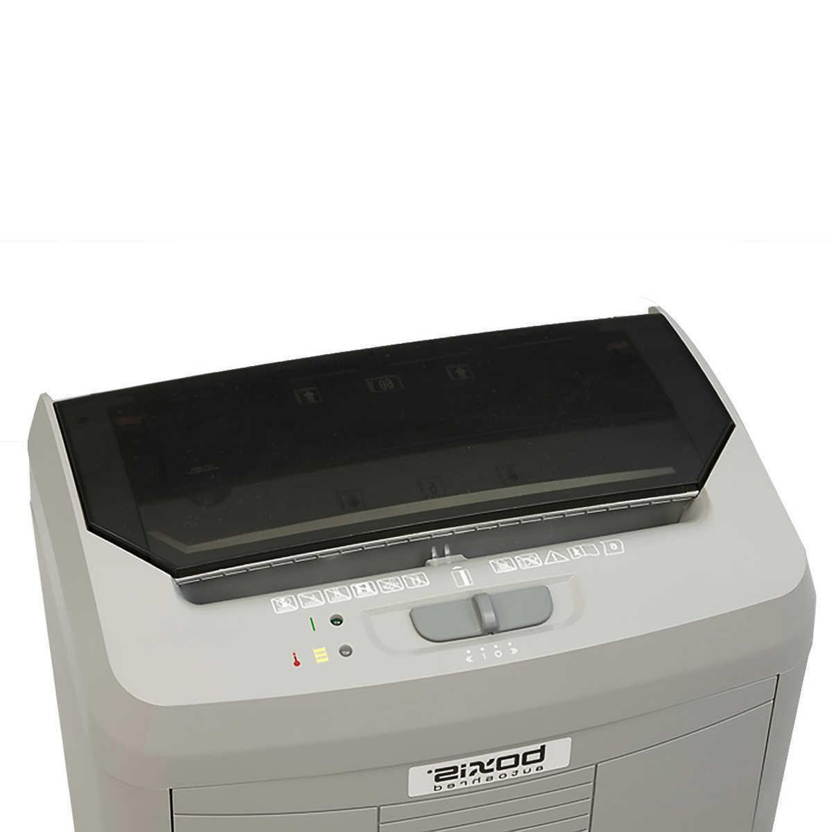 Autofeed Microcut Shredder