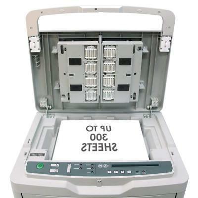 Boxis AF100 AutoShred 100-Sheet Micro