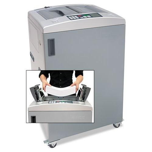 BOXIS - AutoShred S700 Continuous-Duty Shredder, 700 Capacity (DMi EA