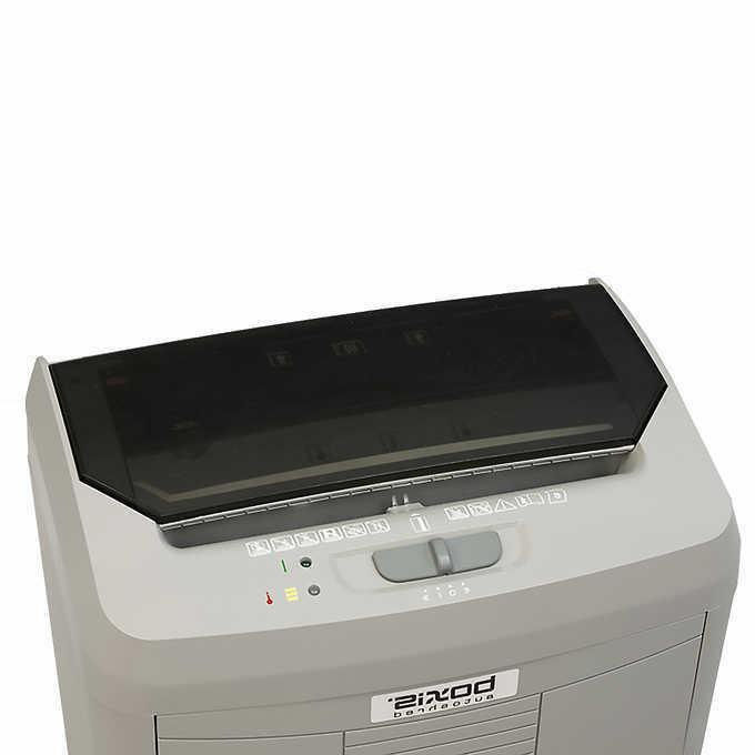 Boxis 50-Sheet Microcut Shredder Card Shred