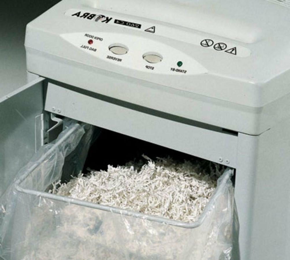 Brand New 260 Office Cut Shredder