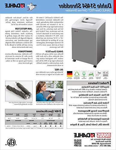DAHLE Paper Filter, Sheet Max, 3-5