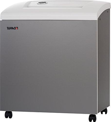 DAHLE 51522 Paper Shredder w/Fine Dust Automatic Security P-5, 16 Sheet 5+