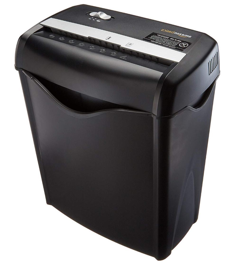 commercial office shredder paper destroy crosscut cd