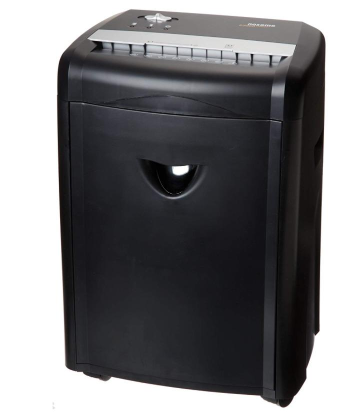 Compact Paper Shredder for Office Home Duty Portable A