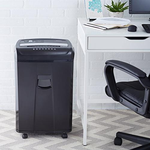 AmazonBasics CD, Card Shredder