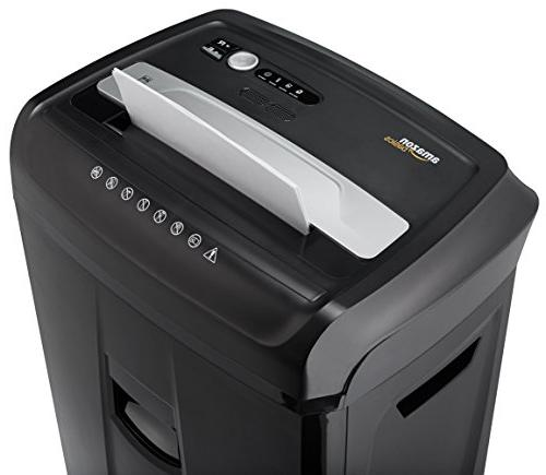 AmazonBasics 24-Sheet CD, Credit Shredder with