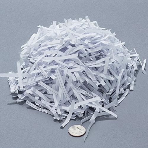 AmazonBasics 6-Sheet Paper and Credit Shredder