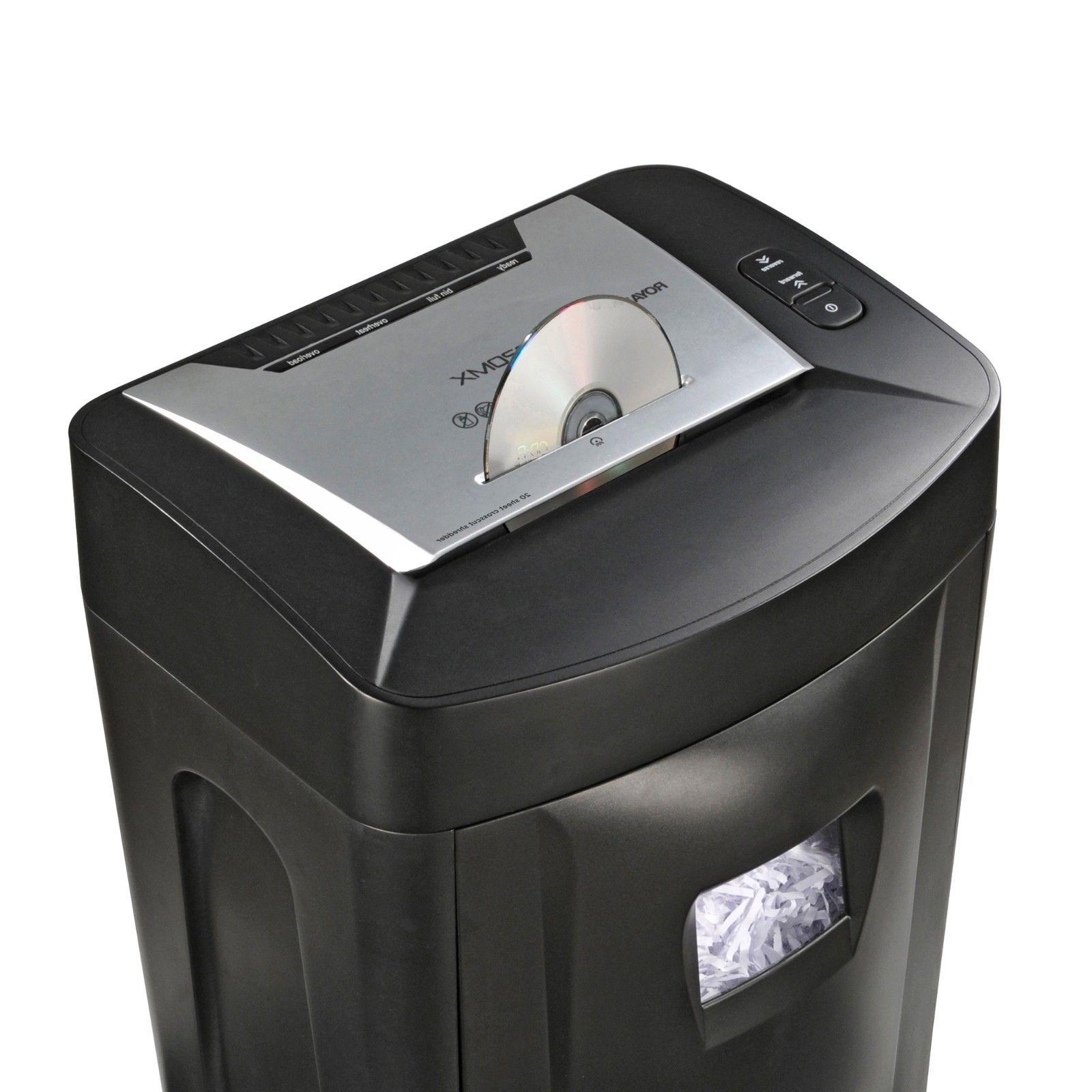 Royal Shredder CDs   6020MX -