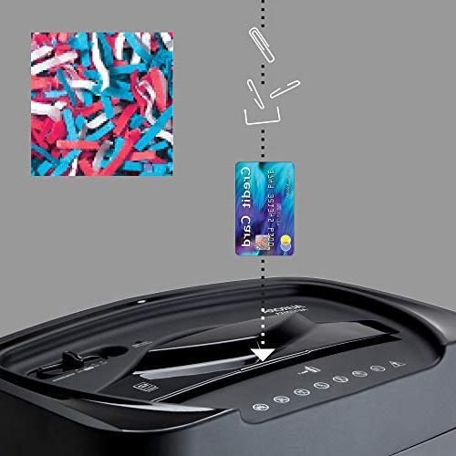 Aurora 12-Sheet Paper/Credit Card overheat Fast Speed