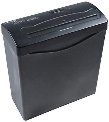 Royal CX6 6-Sheet Cross-Cut Shredder - Black