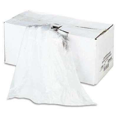 Universal High-Density Shredder Bags, 56 gal Capacity