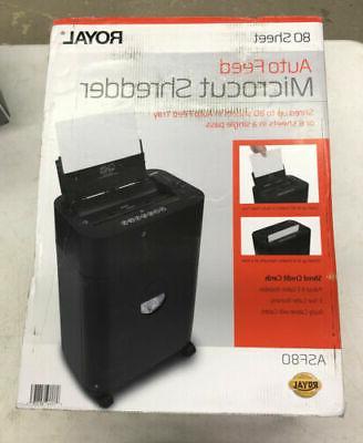 desktop microcut shredder