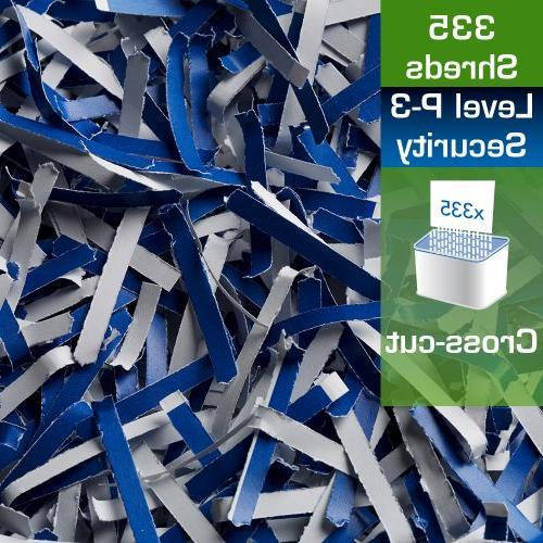 DX20-19 Continuous-Duty Cross-Cut 20 Sheet Capacity
