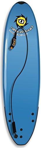 Liquid Shredder Element Softsurfboard, Blue, 5-Feet 8-Inch