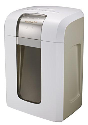 Bonsaii EverShred 4S30 10-Sheet Micro-Cut Shredder, 240 Mintues Continuous