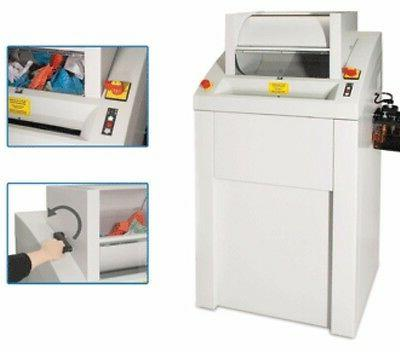 fd 8850cc cross cut industrial paper shredder