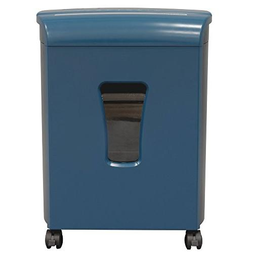 Sentinel FM101P-BLE Security Paper/Credit Card Shredder with 3.5 Pullout Waste Basket