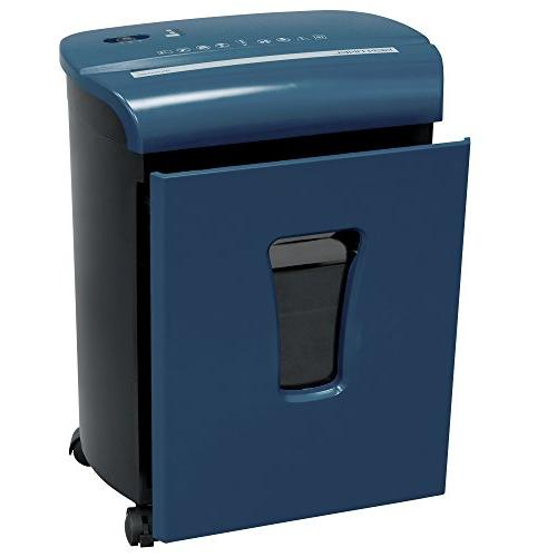 Sentinel Security Shredder with Pullout Waste Basket