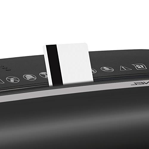 Sentinel Microcut Paper FM104P-BLK Microcut Shredder
