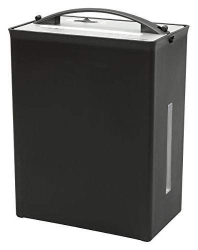 fm84b guard microcut paper shredder
