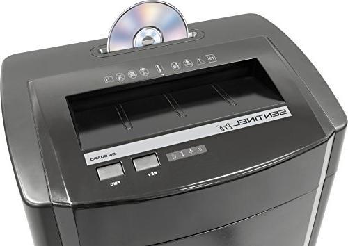 Sentinel FMC160P Pro On Sheet Commercial Grade Paper Shredder
