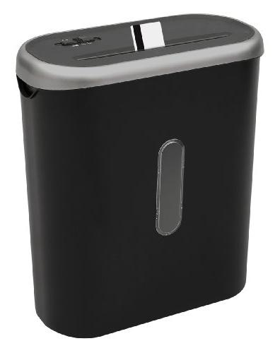 Sentinel FX100B 10-Sheet Security Cross-Cut Paper/Credit Shredder 3 Waste Basket Shredder