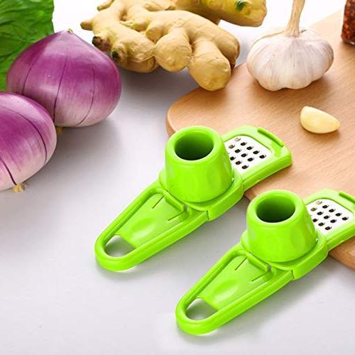 garlic slicer cutter shredder kitchen