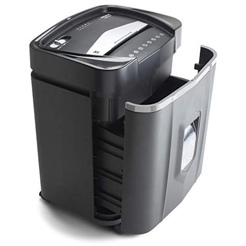 Aurora 14-Sheet Professional Grade High and Credit Card Shredder, Heavy Size Wastebasket, Easy Mobility