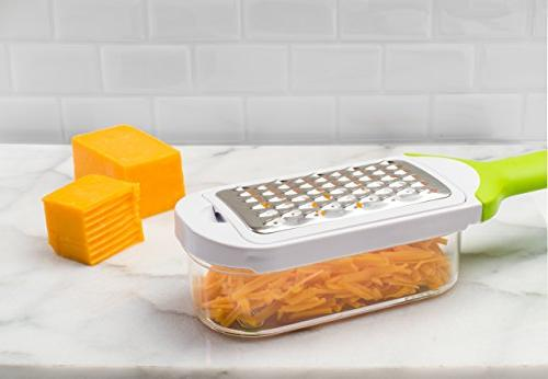 Container Blades Ideal Cheese - Fruit To Nonslip Bottom