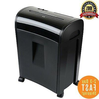 Heavy Duty Paper Shredder Office Commercial Professional Des