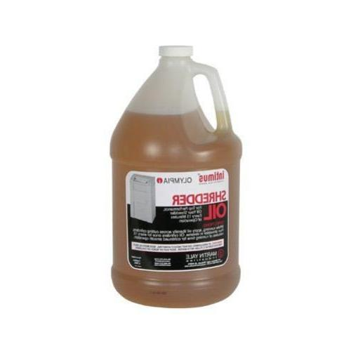 intimus shredder oil