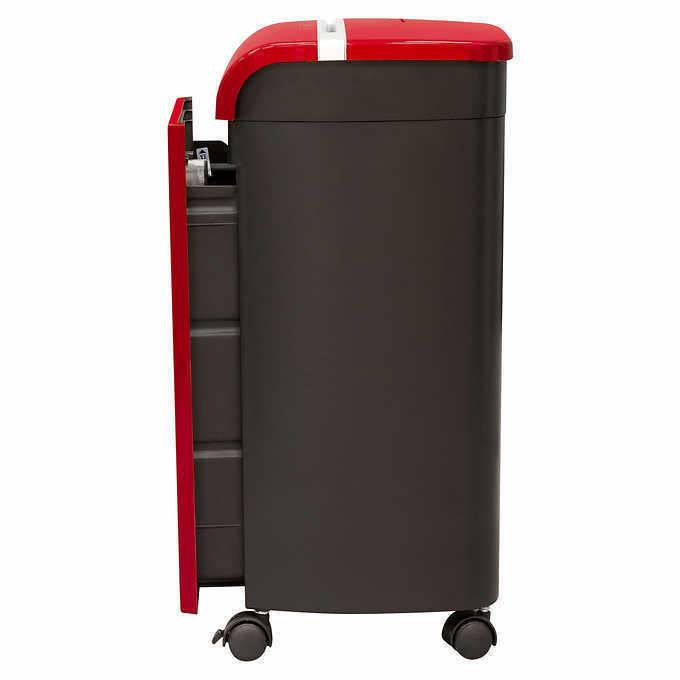 GoECOlife Limited Microcut Bin-RED-*NEW*
