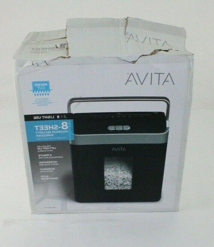 Ativa Lift-Off Shredder OMM83B