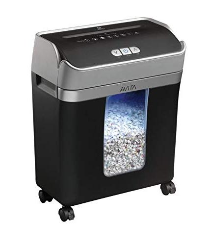 Ativa Micro-Cut Shredder,
