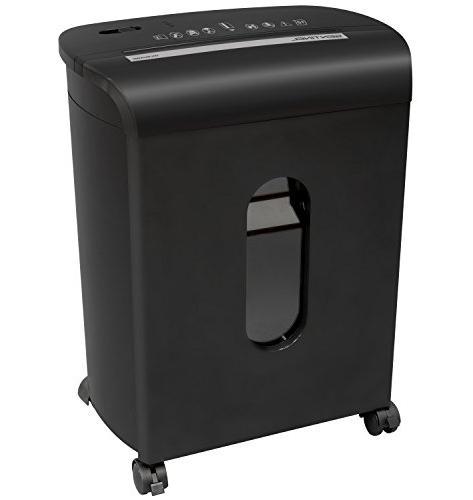 Sentinel Microcut FM104P-BLK Shredder